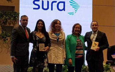 Grupo Gelsa recibe reconocimiento por su programa Apostándole a la Prevención