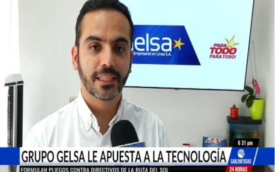 CableNoticias destaca inversión tecnológica de Gelsa