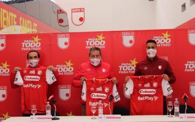 Paga Todo, nuevo patrocinador del Club Independiente Santa Fe
