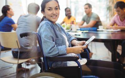 Medios destacan el apoyo de Gelsa a personas en condición de discapacidad