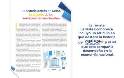 La historia detrás de Gelsa, la gigante de los servicios transaccionales