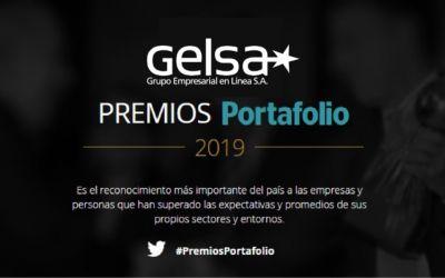 Gelsa, nominada a los Premios Portafolio 2019