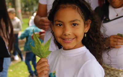 Gelsa hizo el lanzamiento de su Escuela de Valores 2019