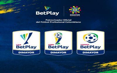 BetPlay nuevo patrocinador oficial del Fútbol Profesional colombiano