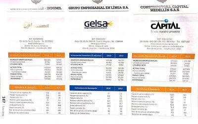 Gelsa en el ranking de las 300 Empresas Platinum de La Nota Económica