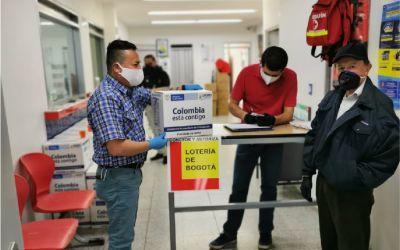Distrito entregará más de 2.000 mercados a población vulnerable