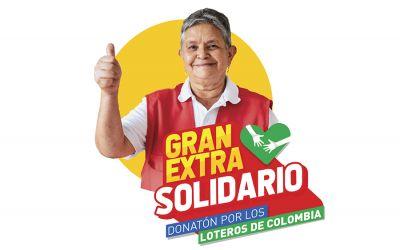 Gran Extra Solidario recaudó más de $621 millones para ayudar a los loteros del país