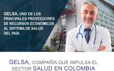 Destacan a Gelsa como una de las compañías que más aporta al sector salud